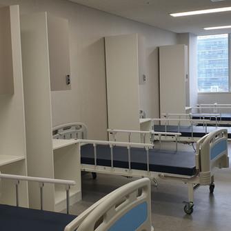 청아 좋은병원 입원실 개인물품보관함 KD100S