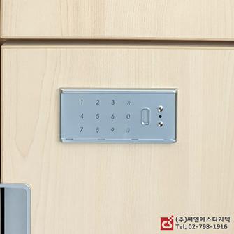 경기게임마이스터고 사무가구용 매립형 비밀번호키 KD900B-H