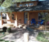 The Happy Hippie House - Front Porch