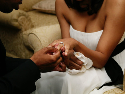 Are you marriage ready or just ready for a wedding?