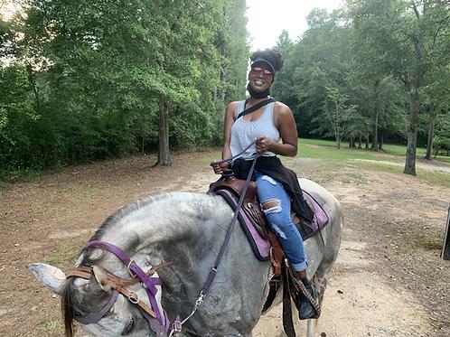 Spring Special Horseback Riding Experience