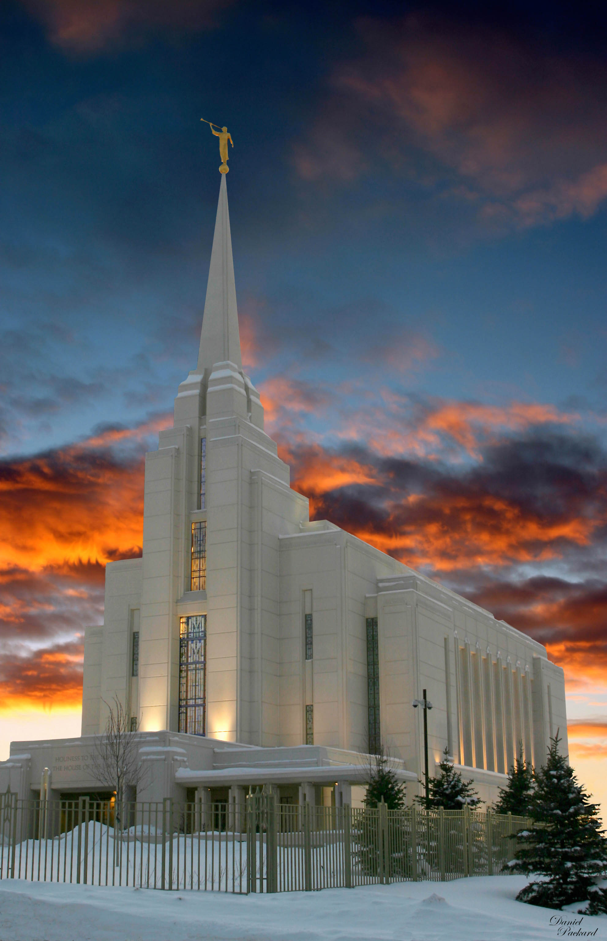 Rexburg Idaho Temple