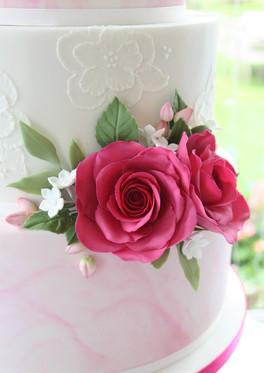 Fuscia-Pink-Marble-Wedding-Cake.jpg