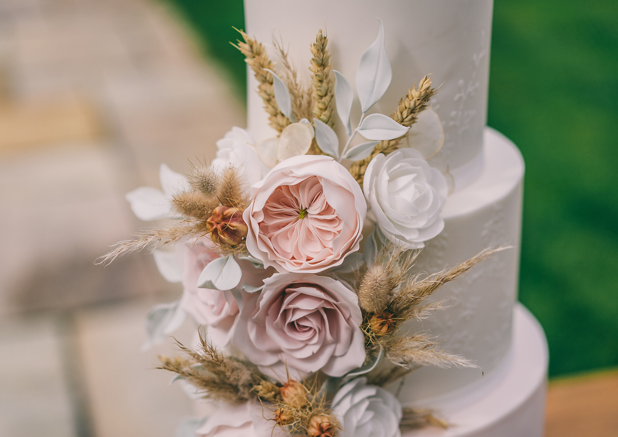 Blush-Sugar-Flower-Wedding-Cake
