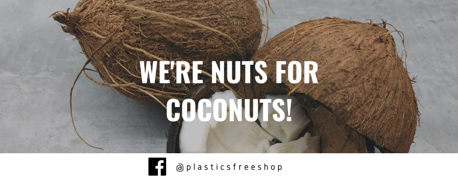 we're nuts for coconuts!