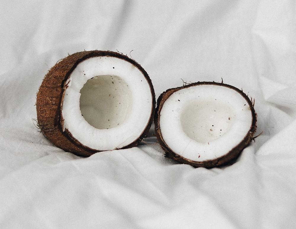 coconuts - plastic free July