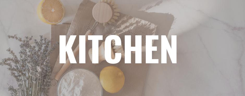 Kitchen - Plastic Free July