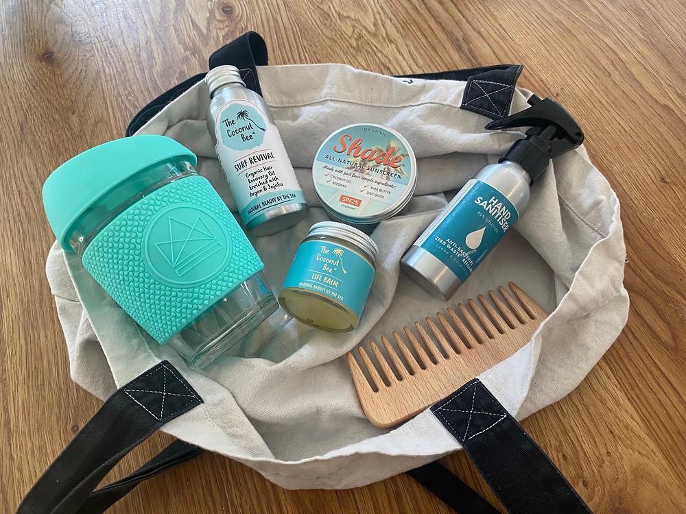 Beach Essentials - Sustainable Summer Essentials