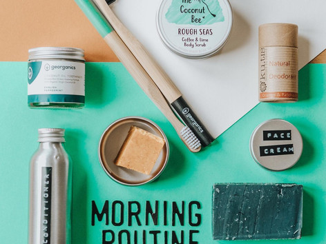 How to make your morning routine sustainable