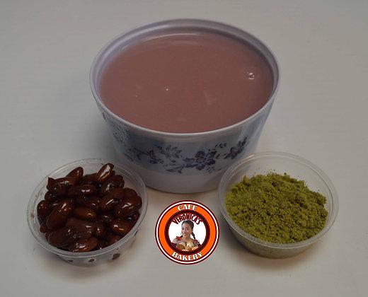 Atol Chuco- Dulce o Salado
