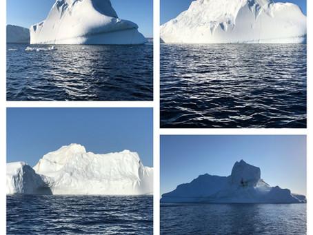 Icebergs....Icebergs....