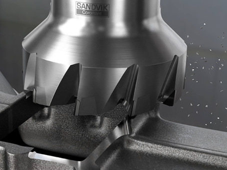 Sandvik Coromant bearbetar tunnväggigt aluminium bättre