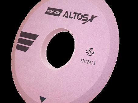 Norton introducerar AltosX, nästa generations industriella slipplattform
