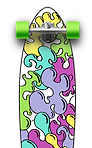 Zompers Skate Co. Cruiser (Blob)