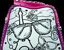Doodlepacks DIY Color Lunchpack