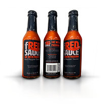fRED SAUCE 3-Pack