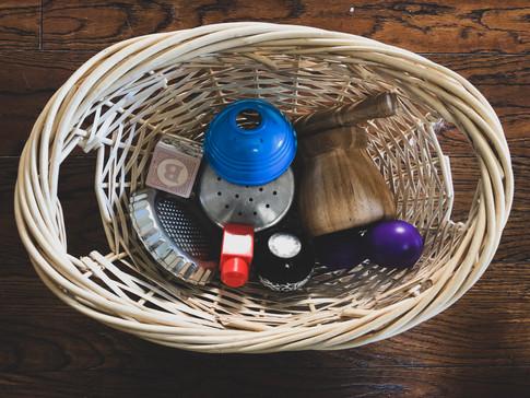 Sound Basket