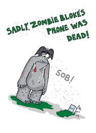 ZOMBIE BIRTHDAY ZB095   DEAD PHONE.jpg