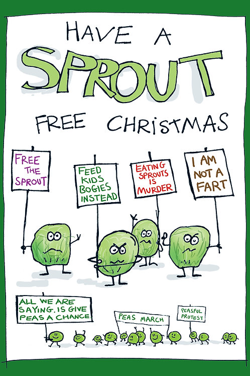 Sprout Free Christmas