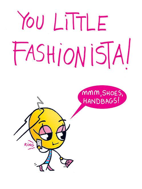 Lickle Alien -You little Fashionista!