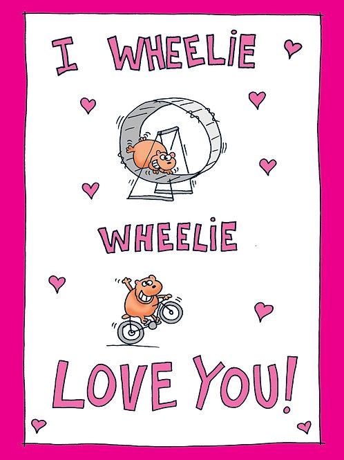 Valentines - Wheelie Wheelie