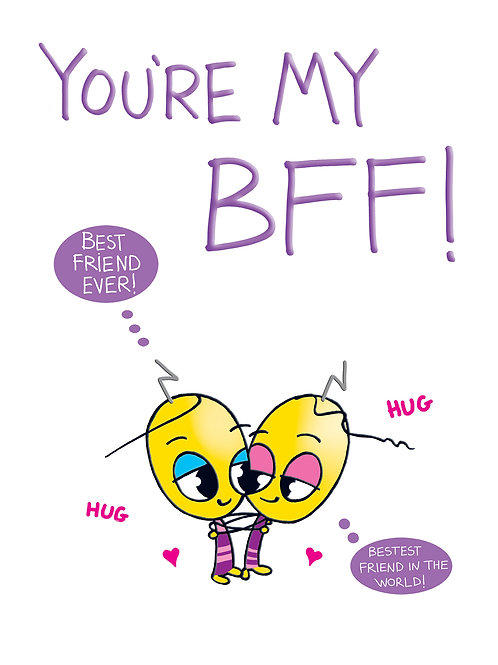 Lickle Alien -You're My BFF!