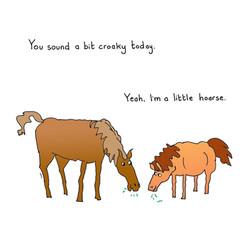 Horses Mouth. Little hoarse.jpg