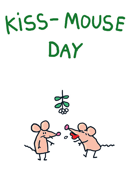 Kiss Mouse Day