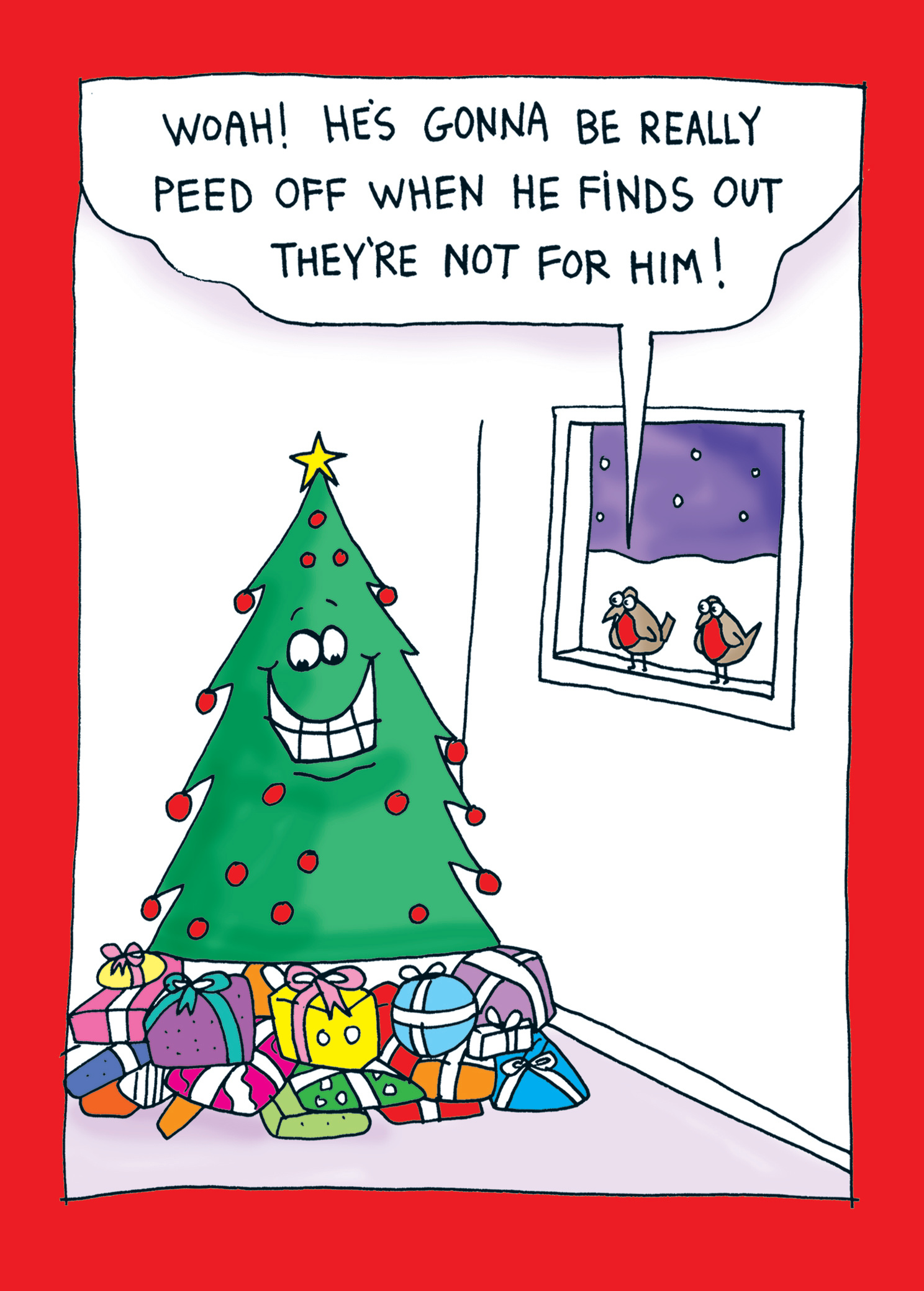 CHRISTMAS RANGES