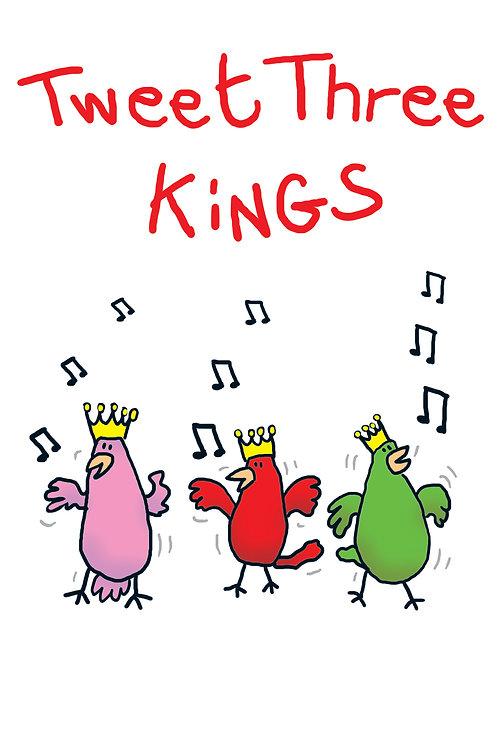 Tweet Three Kings
