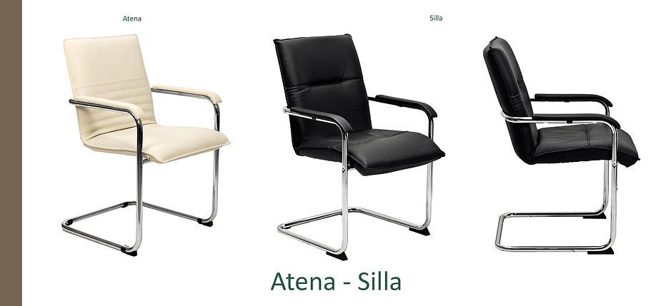 Sedie attesa Atena Silla