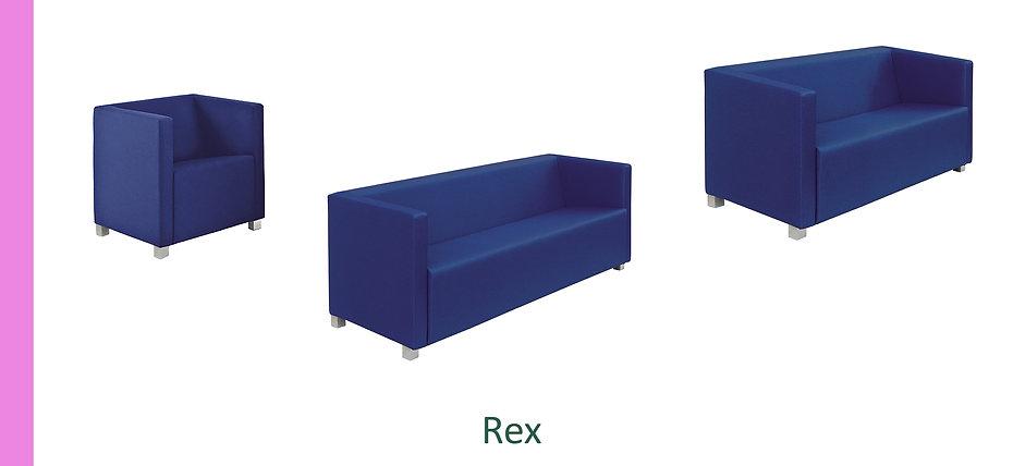 Divani attesa Rex