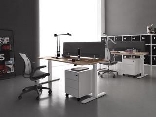 L'ergonomia in ufficio è tutto.
