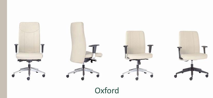 Poltrona Direzionale Oxford
