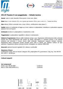 SchedaTecnica_491PassionH492PassionL-211
