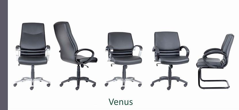 Poltrona Direzionale Venus