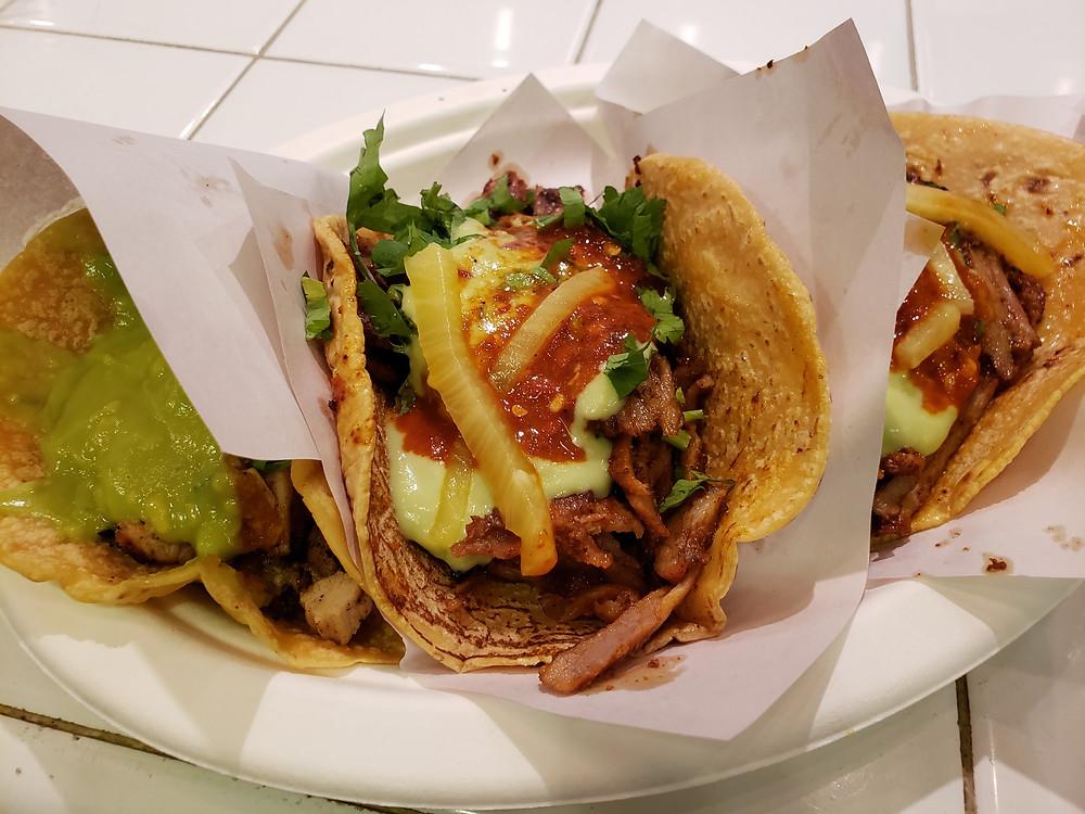 Los Tacos No. 1 in Chelsea Market