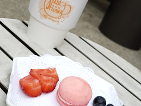 Why Go to Paris? This Strawberry Macaron is Calling You Right Here.