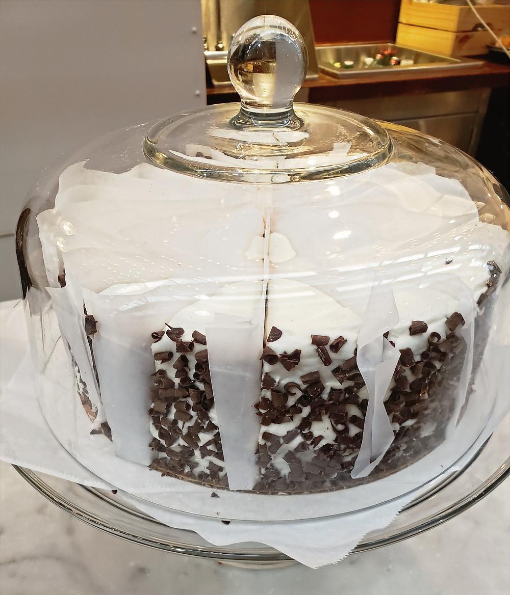 Cake at Soul Food & Culture