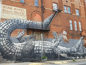 Find the Coolest Street Art in Downtown Atlanta