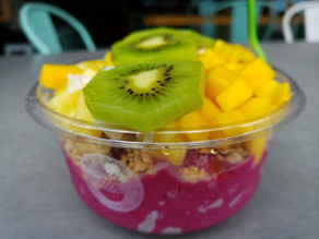 Playa Bowls and other smoothies on the BeltLine