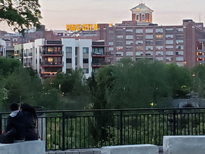 From Superheroes to Shiraz: Date Night on the Atlanta BeltLine