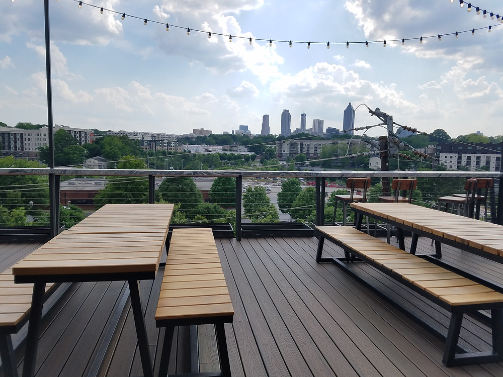 New Realm Brewing on Atlanta BeltLine