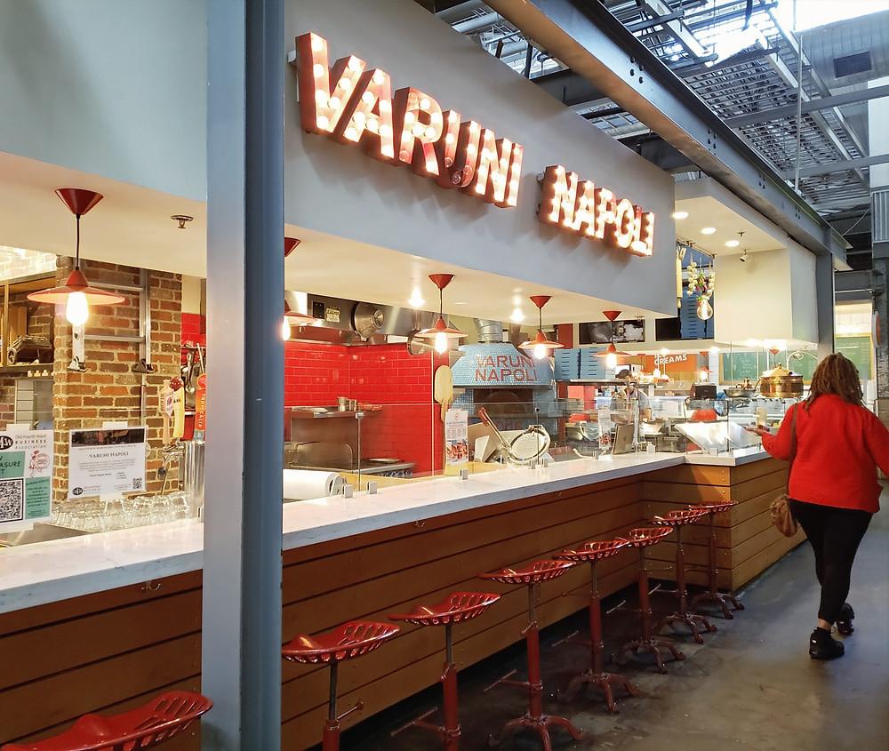 Varuni Napoli in Krog Street Market