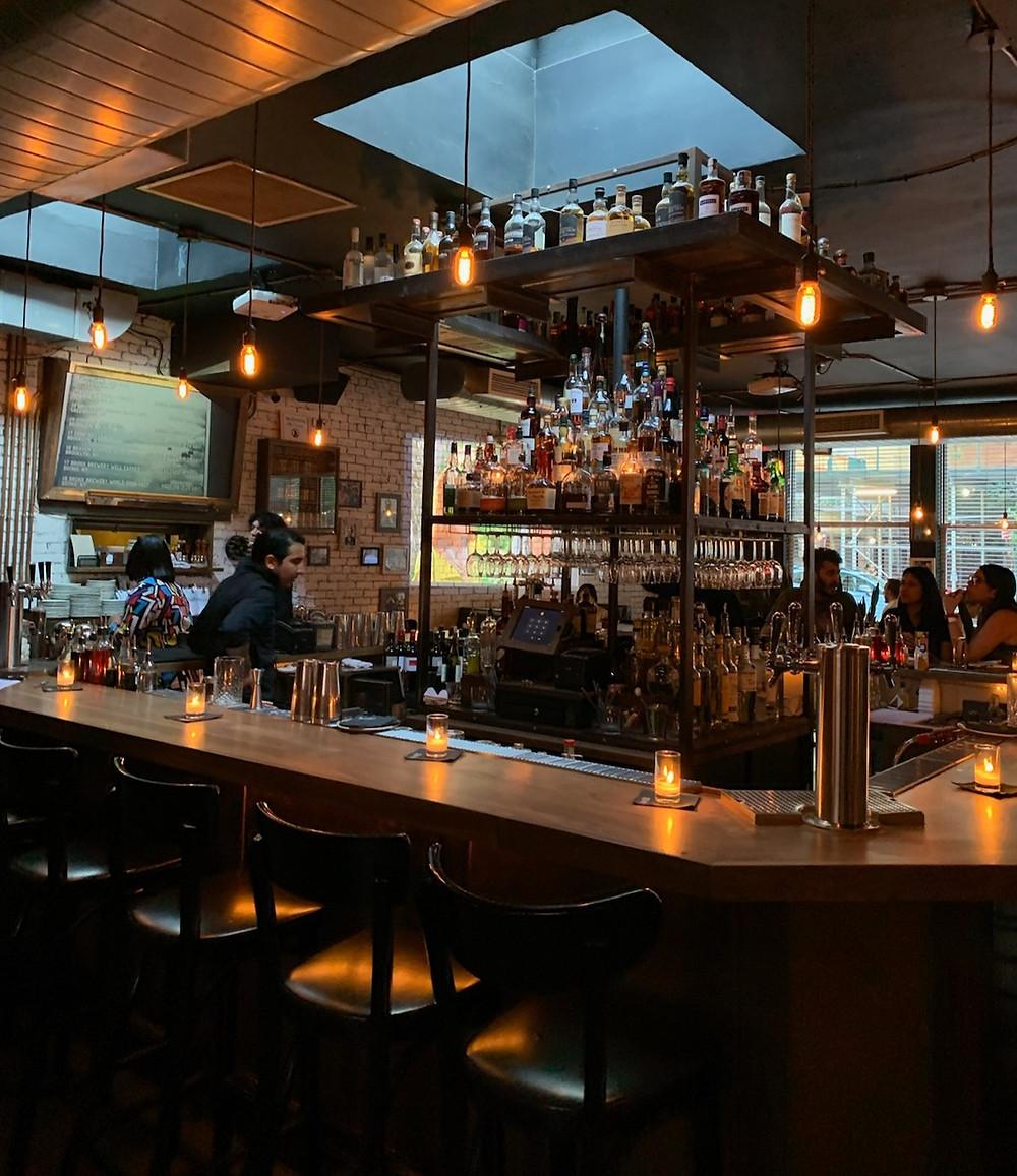 Bea restaurant in New York