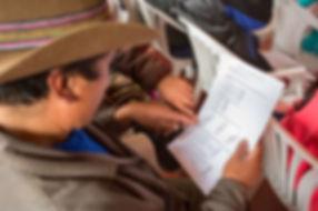 Material de formación, capacitación, desarrollo rural