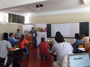 Formagro: Taller de docentes en Caraz