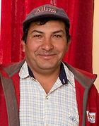 Andrés Huerta, Tesorero de la ONG Allpa Perú