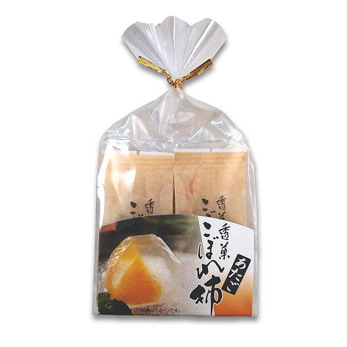 透菓こぼれ柿