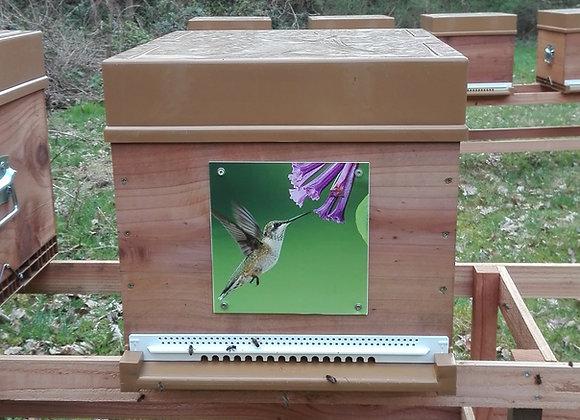 12 000 abeilles parrainées
